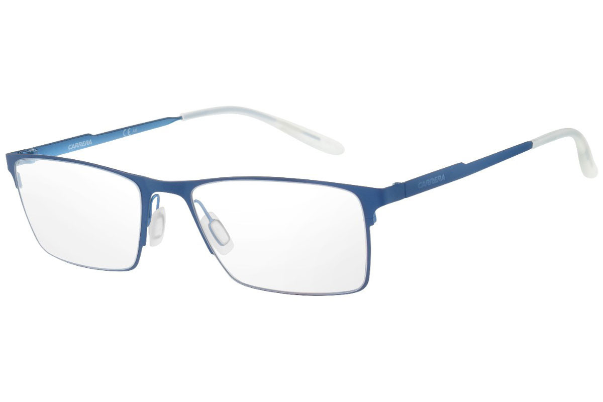 Carrera CA6662 LXV. Frame color: Blue, Lens color: Crystal, Frame shape: Rectangular