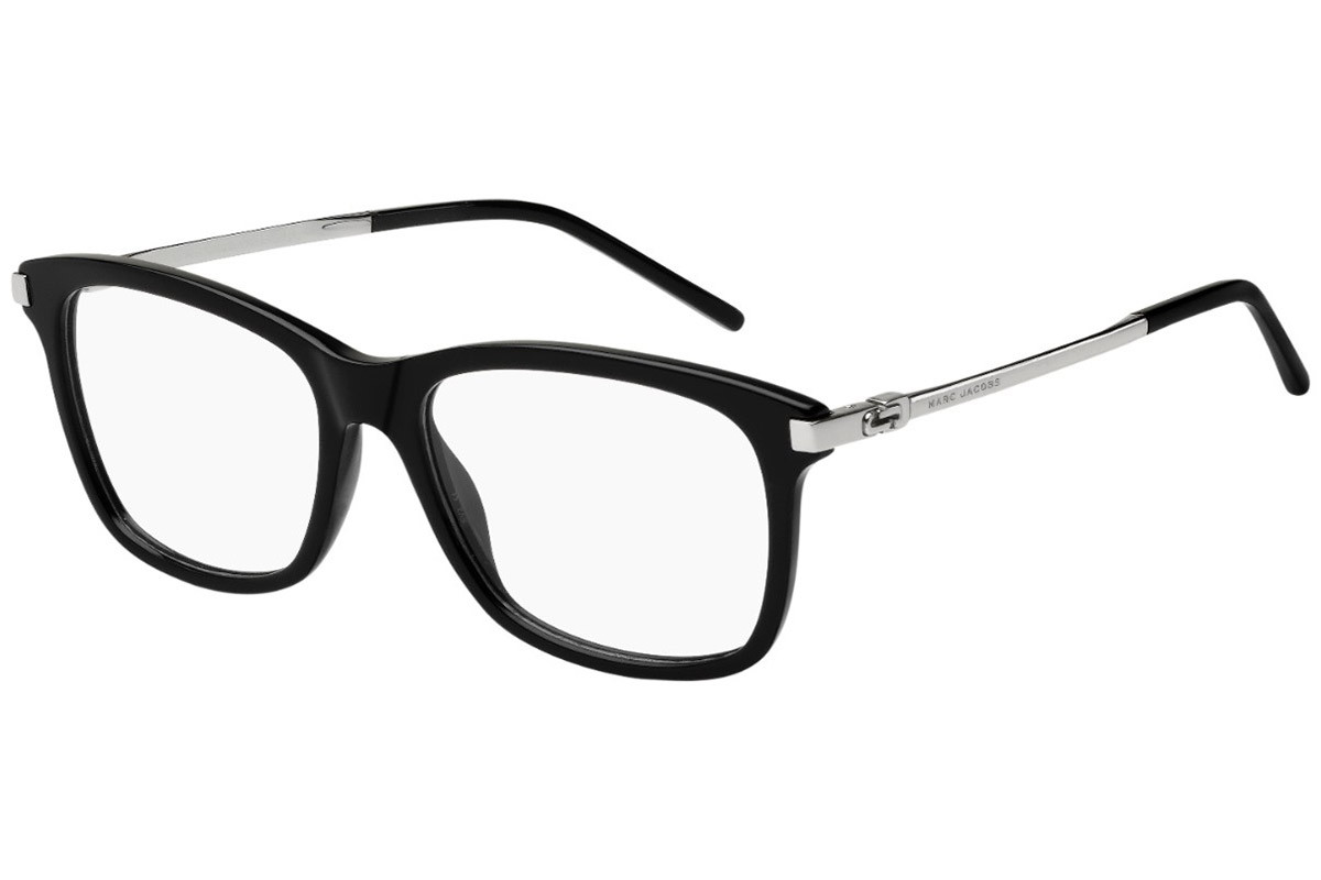 Marc Jacobs MARC140 CSA. Frame color: Black, Lens color: Crystal, Frame shape: Squared