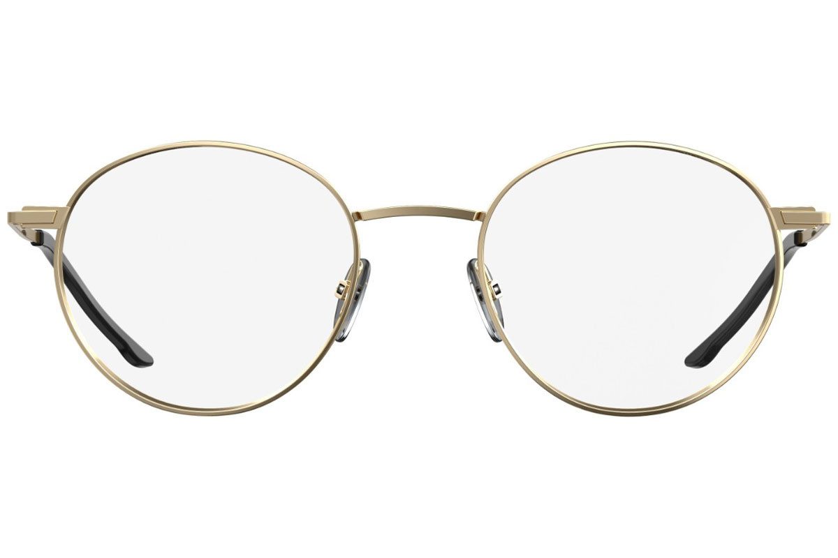 Seventh Street 7A030 RHL. Frame color: Gold, Lens color: Crystal, Frame shape: Round