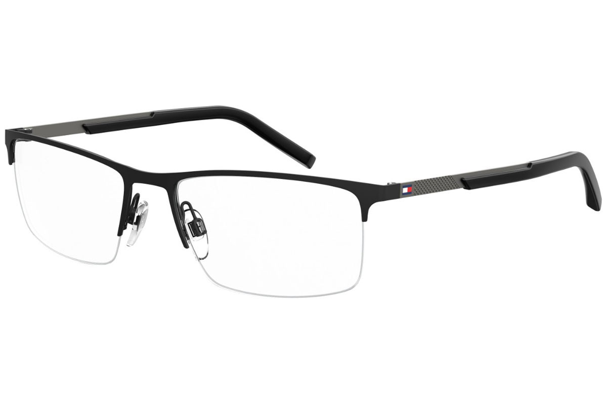 Tommy Hilfiger TH1692 BSC. Frame color: Schwarz, Lens color: Kristall, Frame shape: Rechteck