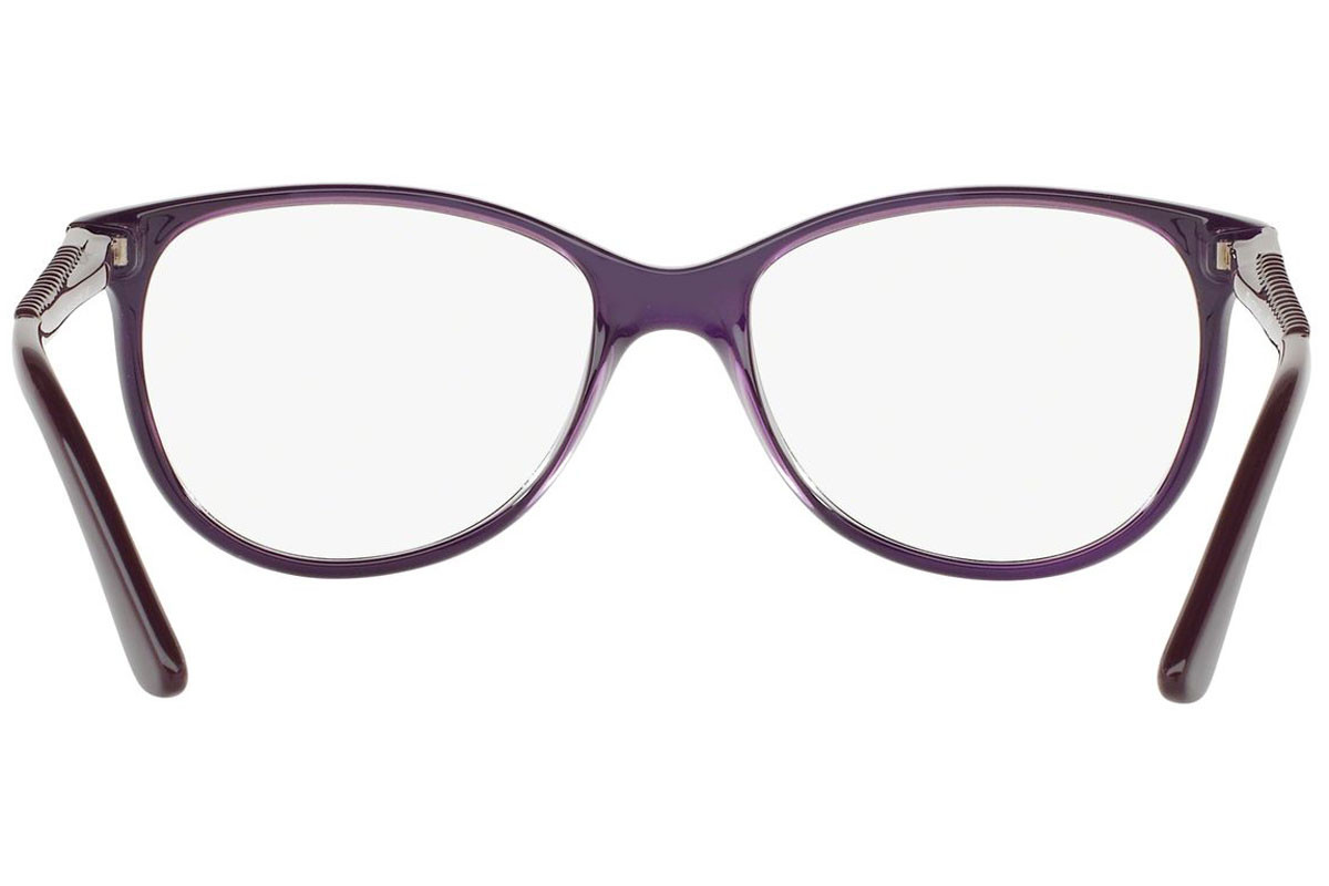 Vogue VO5030 2409. Frame color: Purple, Lens color: Crystal, Frame shape: Cat Eye