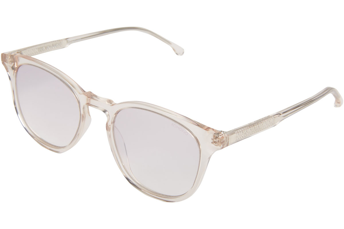 Komono Beaumont S2363. Frame color: Бежова, Lens color: Сива, Frame shape: Квадратни