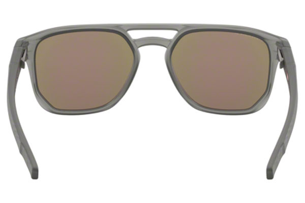 Oakley Latch Beta OO9436-06 PRIZM Polarized. Frame color: Сива, Lens color: Синя, Frame shape: Квадратни