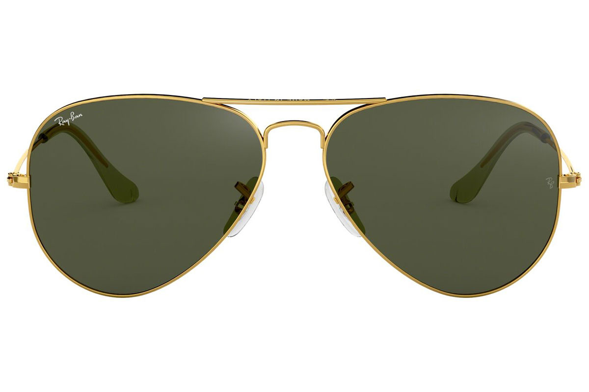 ray ban aviator classic gold polarized