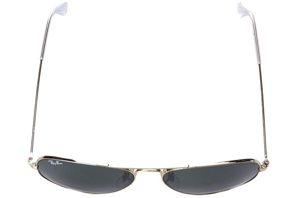 Ray-Ban Aviator RB3025 W3234. Frame color: Златна, Lens color: Зелена, Frame shape: Пилотни