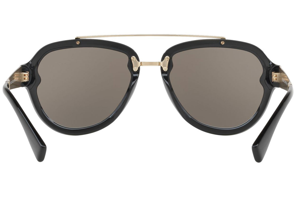 Versace VE4327 GB1//5A 57 Aviator Sunglasses