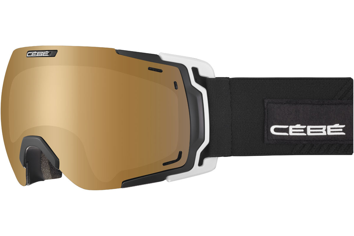 Cebe Fateful CBG305 Photochromic. Frame color: Schwarz, Lens color: Braun, Frame shape: Monoscheibe