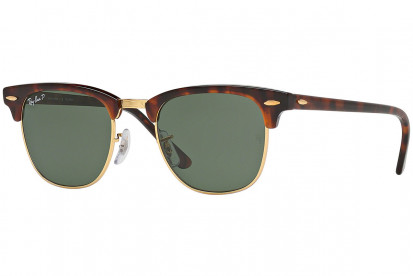 Ray-Ban Clubmaster Classic RB3016 990/58 Polarized
